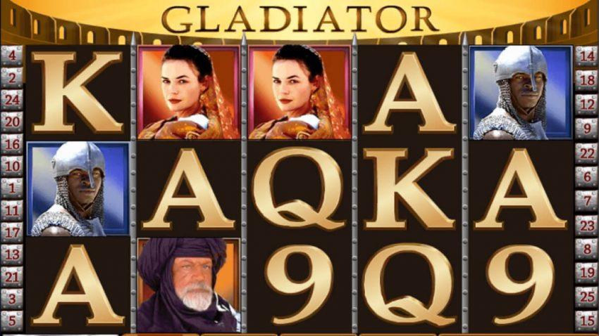 สล็อตออนไลน์ Gladiator