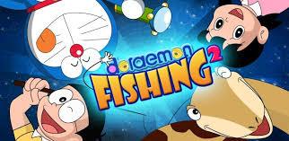 เกมตกปลากับโดเรม่อน
