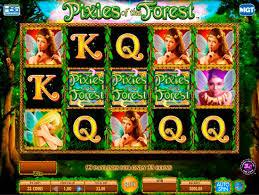 เกมสล็อตPixies of the Forest