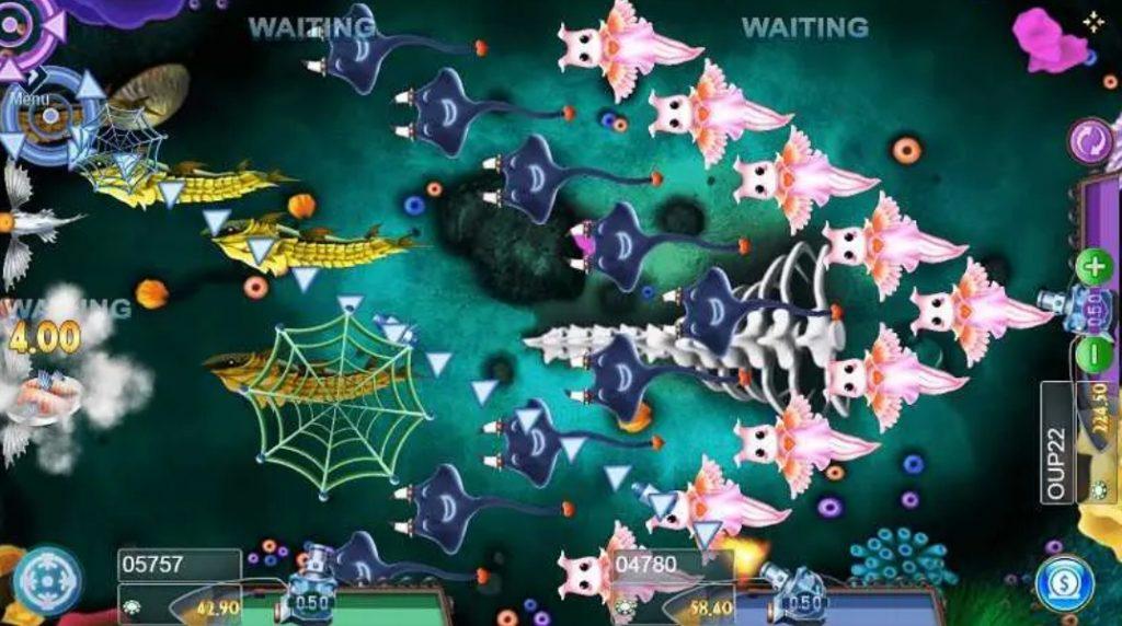 เกมยิงปลา FISH HUNTER SPONGEBOB เล่นเกมพนันออนไลน์