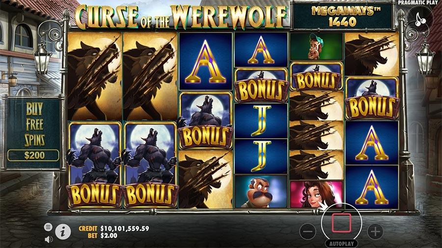 เกมสล็อต Werewolf